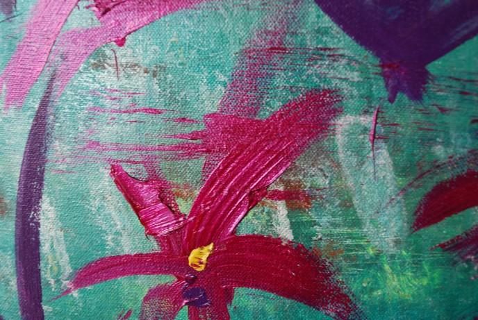 Contemporary IMpressionistic Art Barb Goldberg